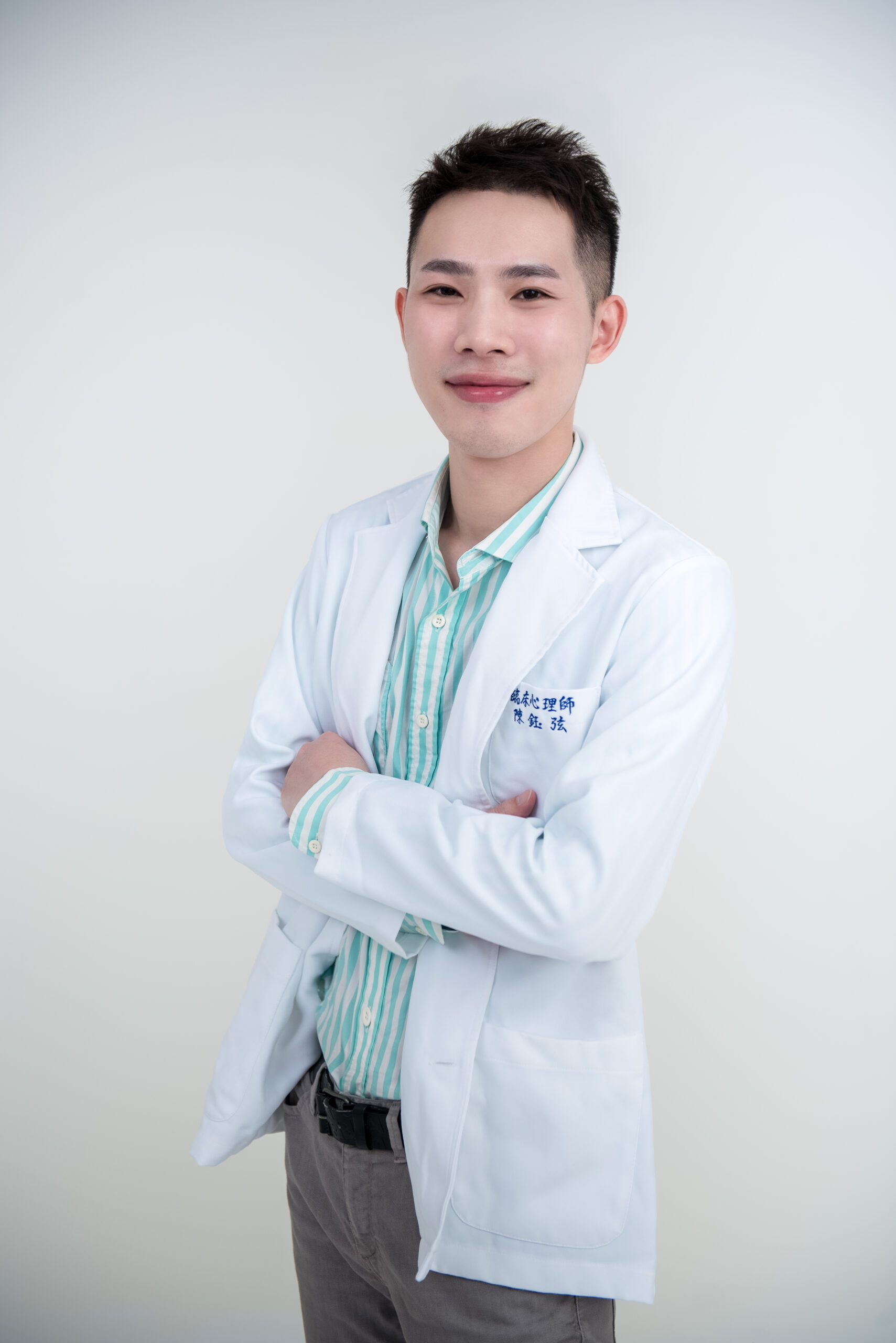陳鈺弦 臨床心理師
